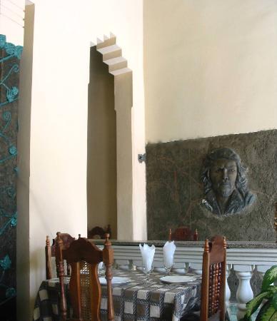 La Casona Guevara: Charming