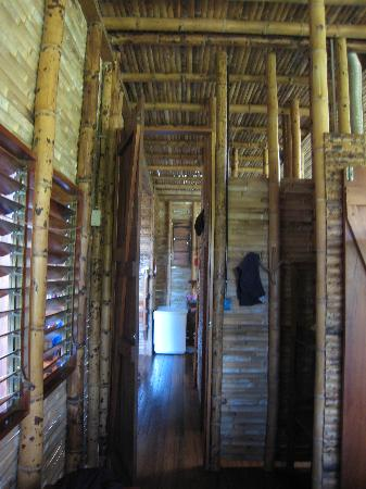 Casa Bambu Resort: inside home