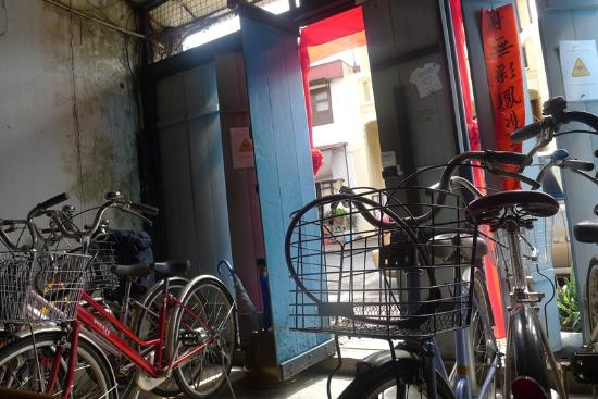 Jalan-Jalan: Bikes for rent at only RM5/day