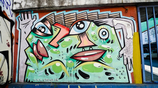 San Telmo Art Walk