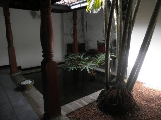 Club Villa: Lobby