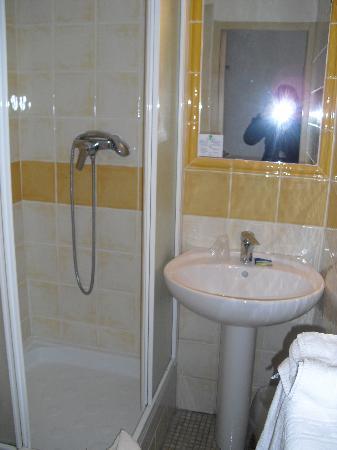 Europe Hotel : bagno stanza 304