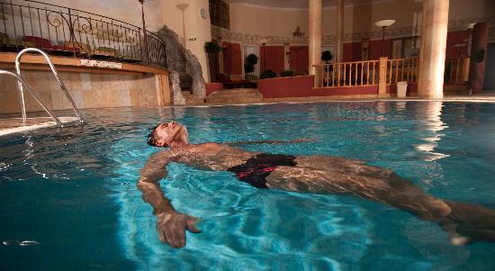 Hotel Edelweiss & Gurgl: Indoor-Pool
