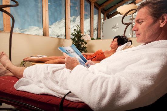 Hotel Edelweiss & Gurgl: Ruhe Zone