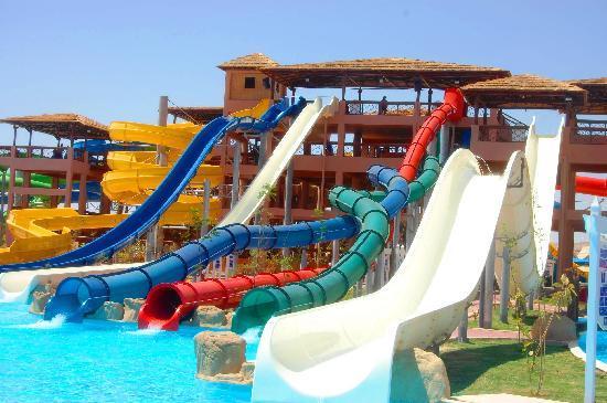 Jungle Aqua Park: Water Slides