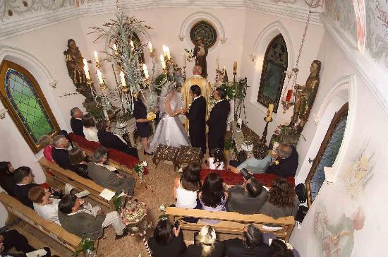 Sunneschlössli : Hochzeit in unserer Hauskapelle
