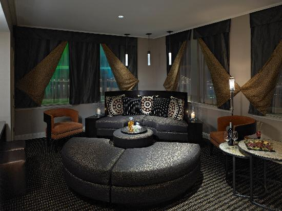 Madison Hotel: Presidential Suite's Hospitality Room