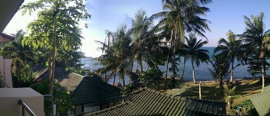 Plaloma Cliff Resort: Blick