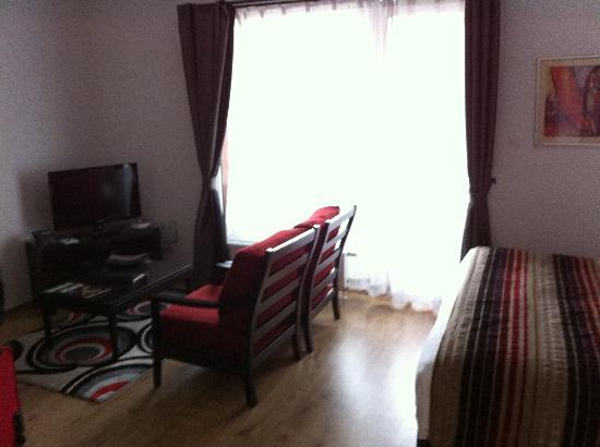 Fraser Residence Budapest: room1