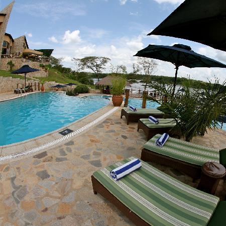 chobe safari lodge uganda picture of chobe safari lodge. Black Bedroom Furniture Sets. Home Design Ideas
