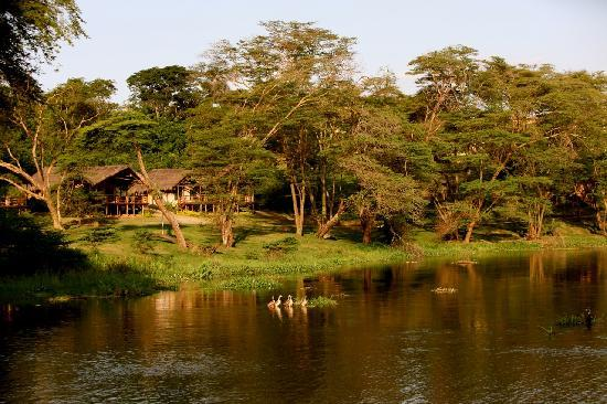 Paraa Safari Lodge Room Rates