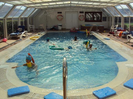piscina climatizada picture of hotel rubielos rubielos