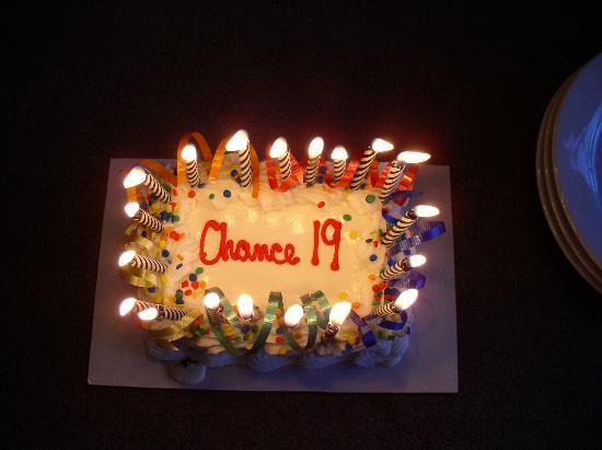 Cakes By Stephanie 19th Birthday Fly Boy Cake