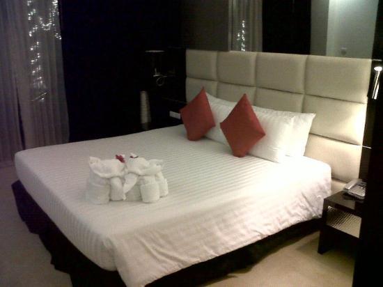 Nova Platinum Hotel Pattaya: hotel