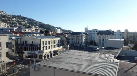 New Kings Hotel: Uitzicht 2