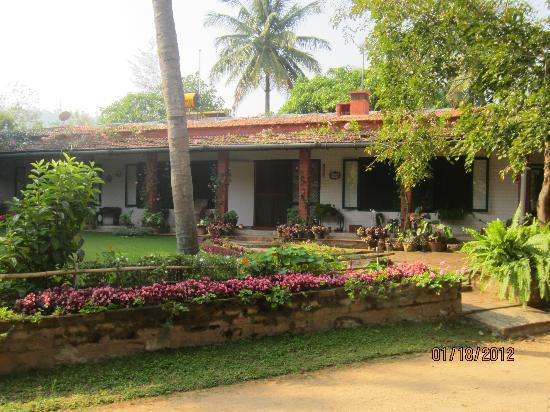 Gitanjali Homestay: First view of Gitanjali.