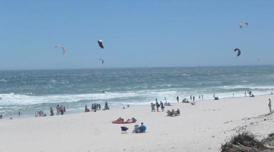 Bloubergstrand Beach: Bloubergstrand Kite surf