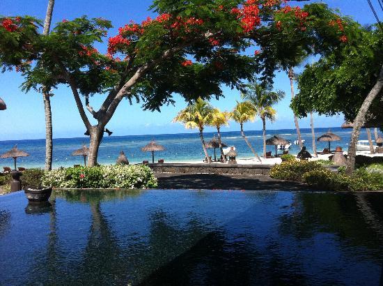 The Oberoi, Mauritius: Photo prise deu restaurant