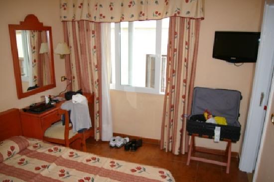 Hotel Monopol : Einzelzimmer