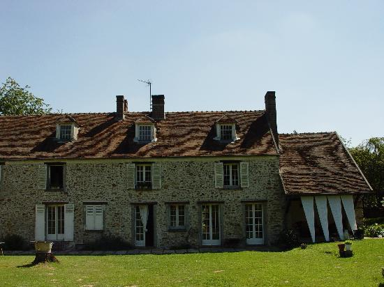 Les Puits de Lettree : La maison