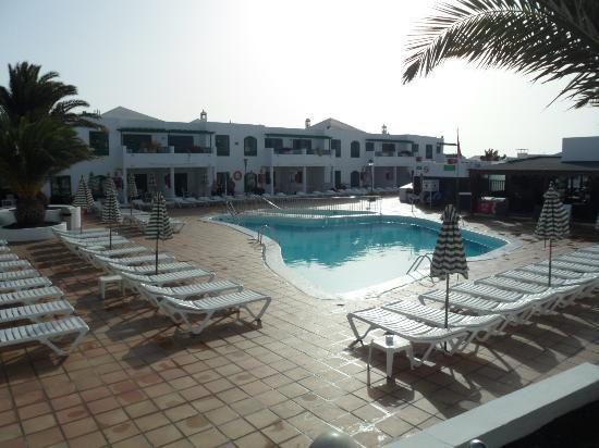 Club Las Calas: The pool at Calas 3