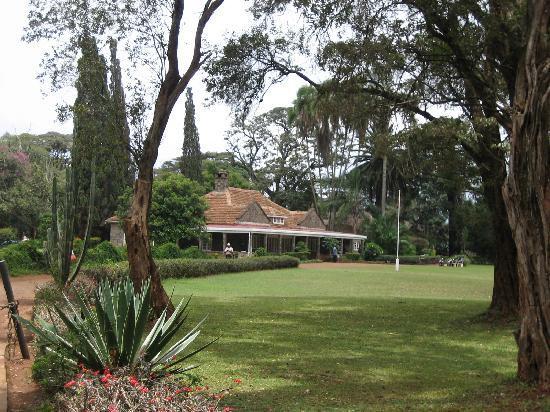 Nairobi National Park: Karen Blixen Museum - Nairobi