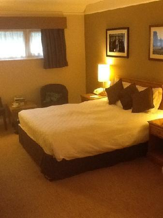 The Coach and Horses : Room