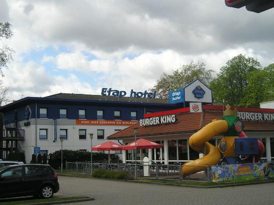 Ibis Budget Bielefeld City Ost: Hotel Etap, Bielefeld, Germany