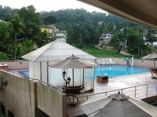 Hotel Devon: Pool