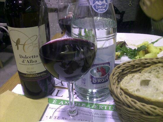 EATALY - Lingotto - LA CARNE : Best wine !