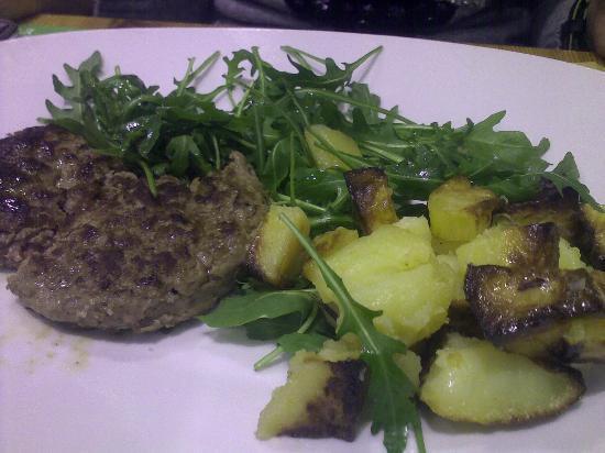 EATALY - Lingotto - LA CARNE : hamburger