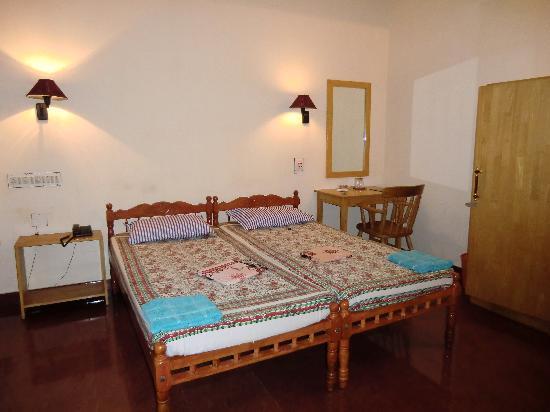 Vintage Inn : Notre chambre