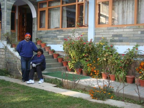 Silmog Garden: Hotel garden