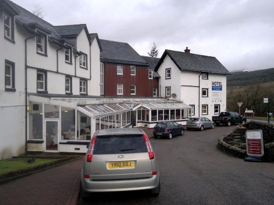 Best Western The Crianlarich Hotel: Exterior