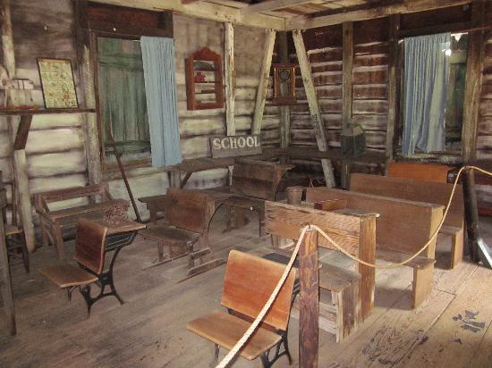 LSU Rural Life Museum: Country School
