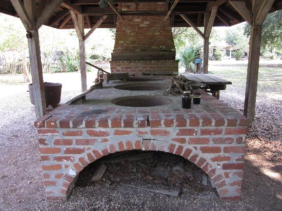 LSU Rural Life Museum : Sugar Processing
