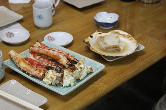 Otaru, Japan: delicious