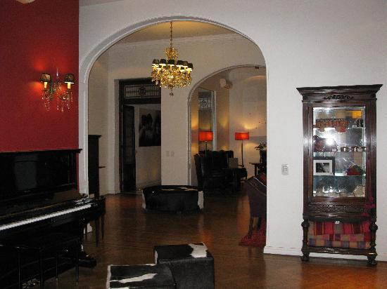 Magnolia Hotel Boutique : Lobby of hotel