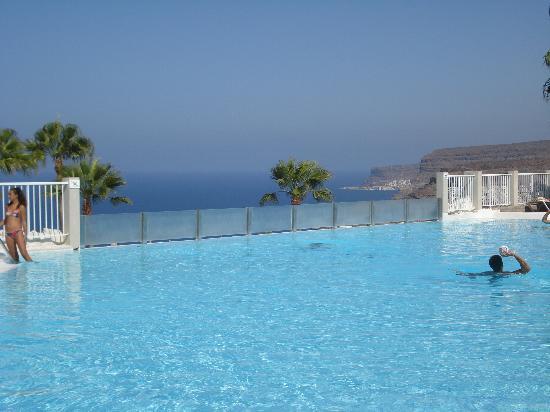 ClubHotel Riu Vistamar: Øverste pool