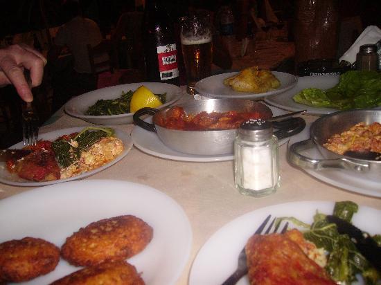 Taverna Ambavris : gawjus food