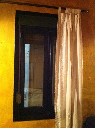 Apartamentos El Tiempo: window view