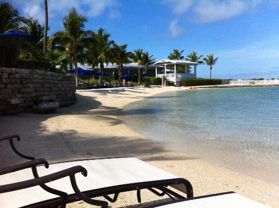 Beautiful Saltwater Lagoon Picture Of Hawks Cay Resort