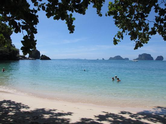 帕南海灘照片