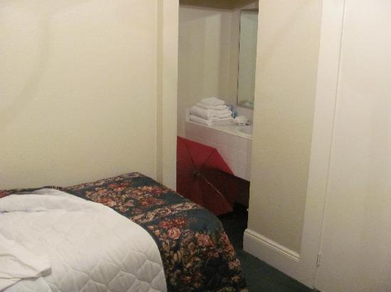 Carl Hotel: habitación individual