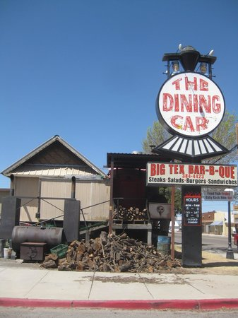 Big Tex BBQ Restaurant: .