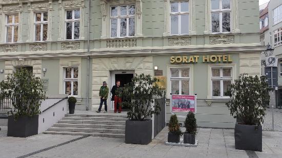 Sorat Hotel Cottbus: Hotel ext