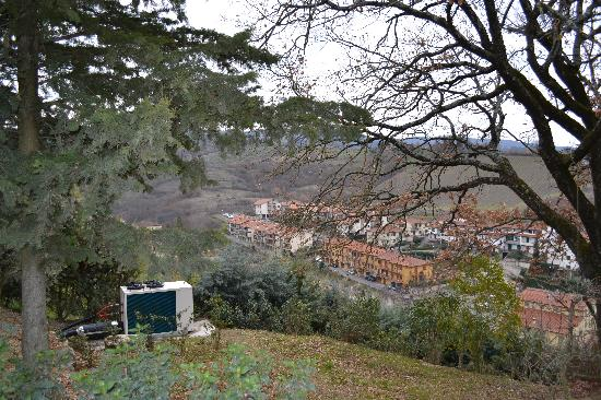 Podere Campriano: View from property
