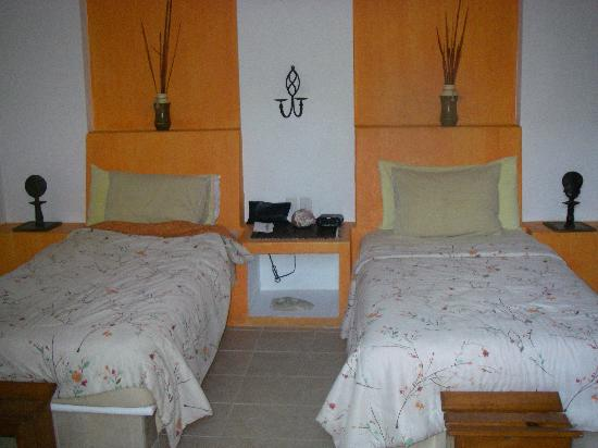 Casita de Maya: The twin room