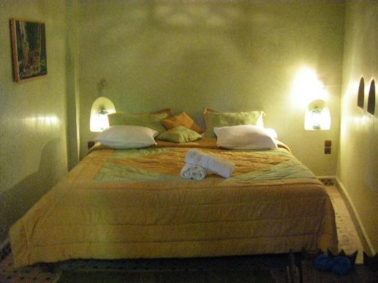 Riad Lamane: Beleuchtungskonzept sehr hübsch