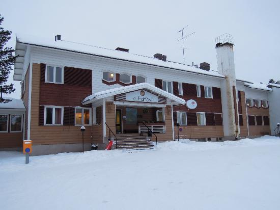 Tradition Hotel Kultahovi Inari: Hotel Kultahovi at Inari